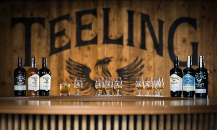 Teeling Whiskey Distillery in Dublin